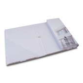 Materialbox mit Magnetverschluss