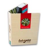 Breite Einschubbox mit Visitenkartentasche