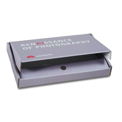 Fotobox mit Magnetverschluss