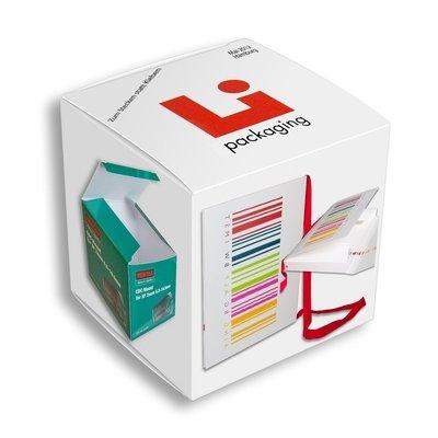 Würfel als Verpackung oder Gewinnspielbox